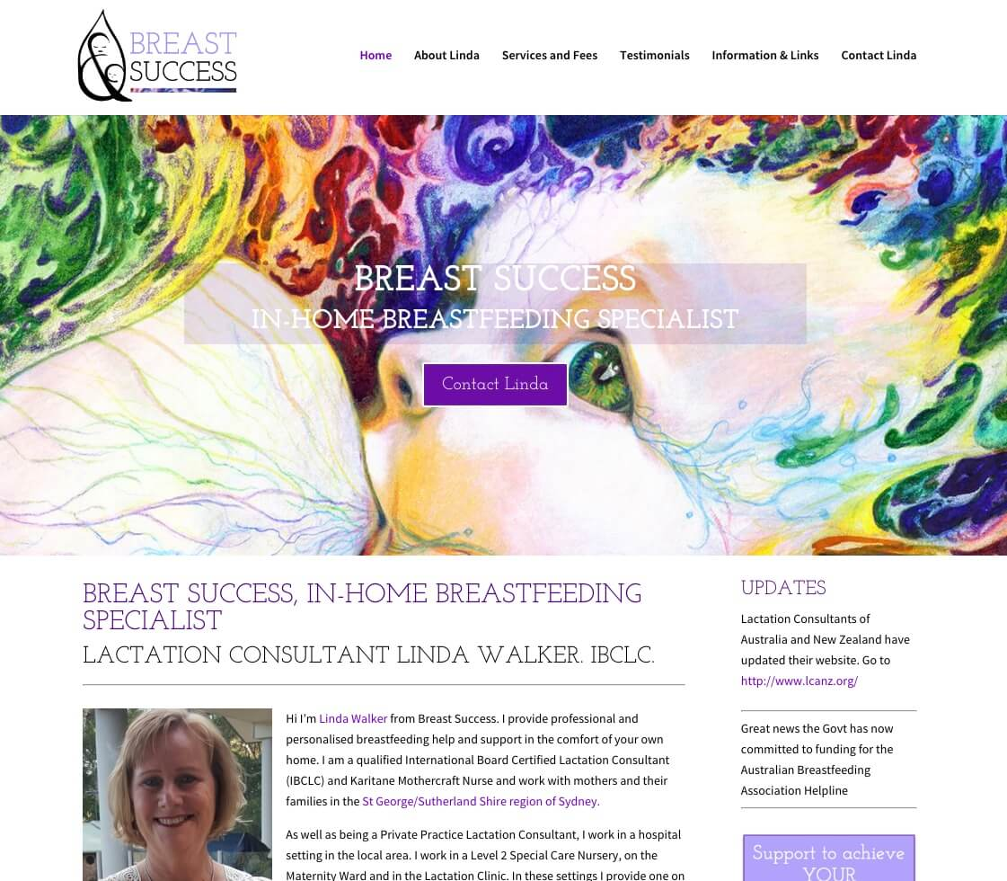 Breast Success by websites4smb