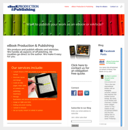 eBook Production by Websites4smb