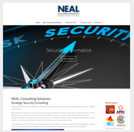 Neal Consulting Solutions by Websites4smb